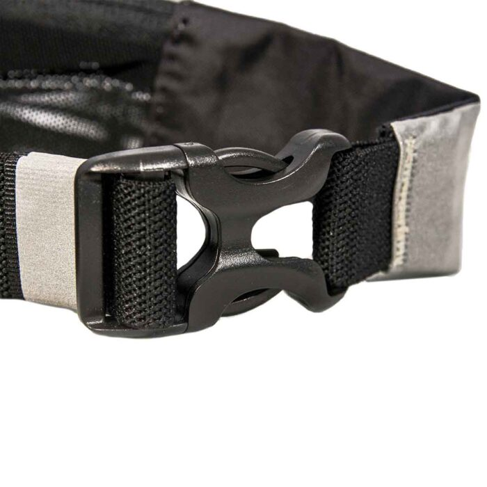 Riñonera Doite Running Belt Phase Black