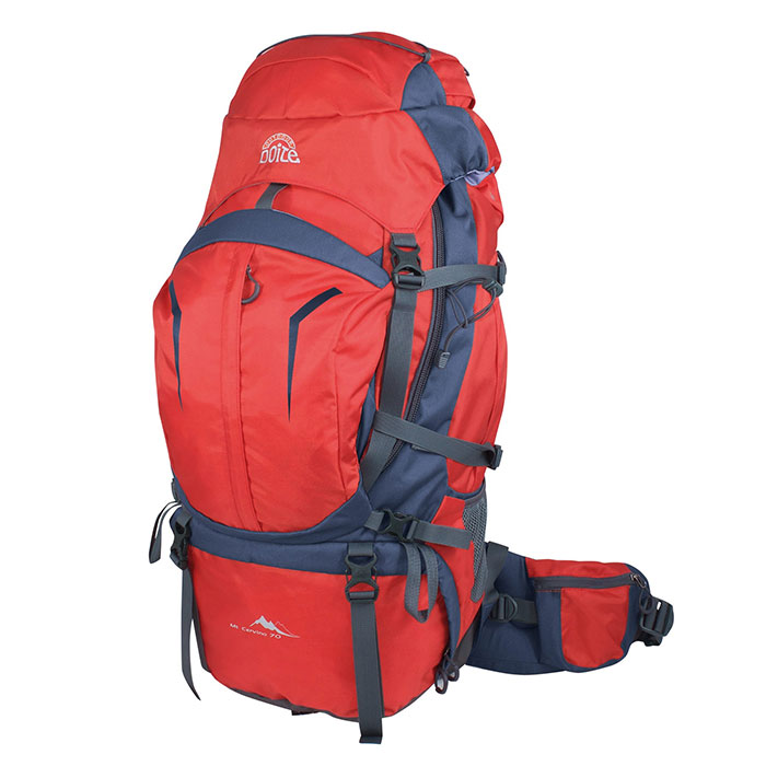 Mochila Doite CERVINO 70 Red