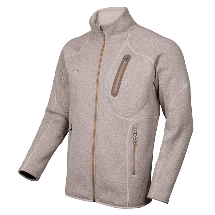 Campera Polar Sweater Fleece Doite Heritage Oracle