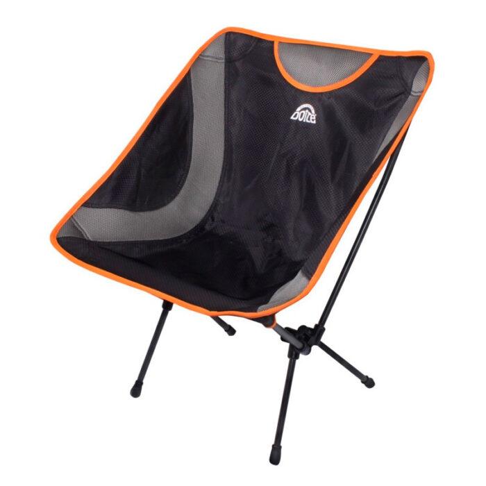 Silla plegable camping DOITE COMPACT STEEL