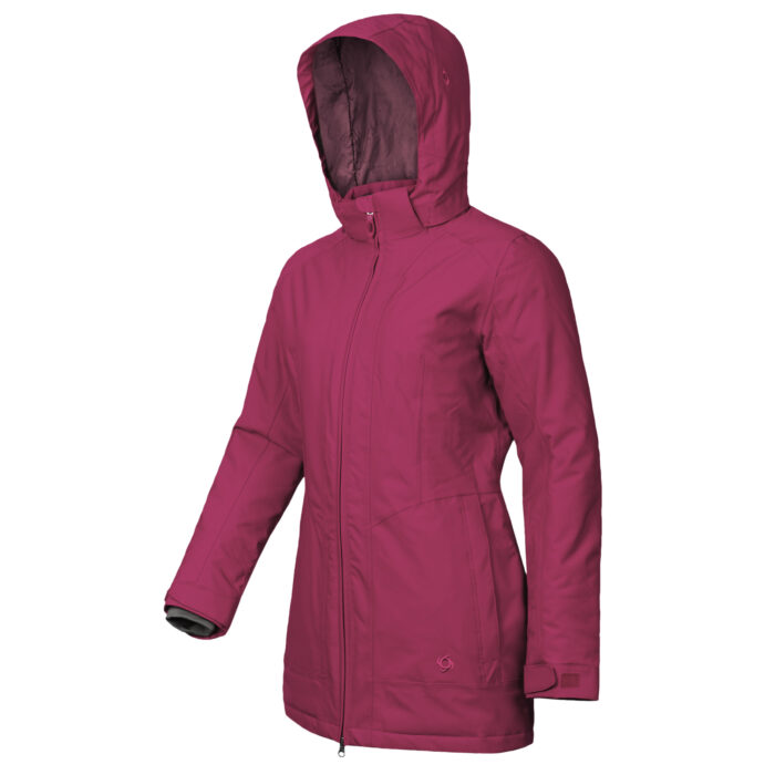 Campera impermeable DOITE Fenix MUJER